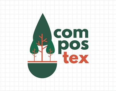 Identidade Visual Compostex Soluções Sustentáveis