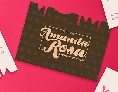 Rebranding - Amanda Rosa