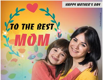 social media mother's Day