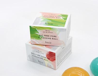 FEELIZ Identity & Package design