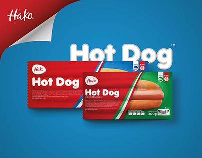 Hot Dog™ | HAKO - PACKAGING