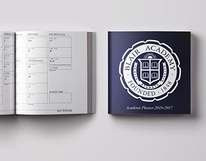 Academic Planner Design