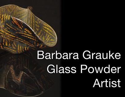 Glass Powder Artist Demo