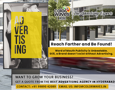 Go to the Extra Mile with our Creative Advertising