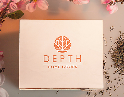 Depth Home Goods: Package Design