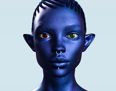 DAZ 3D PORTRAITS