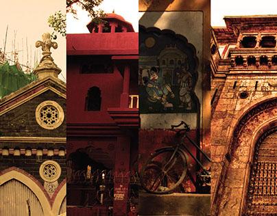 A Heritage Tour- Wayfinding