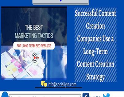 Content creation companies