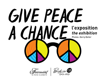 Exposition «Give Peace a Chance»