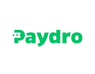 Paydro: Logo Re-branding.