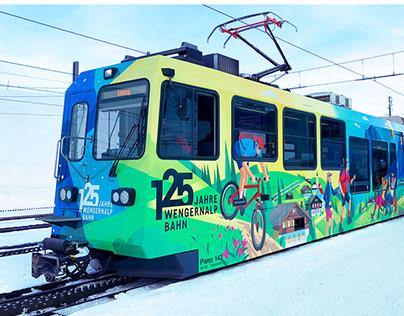 125 Jahre Wengeneralpbahn