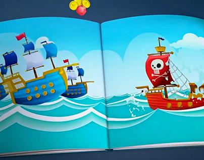 Disney Junior Asia - Pirate Adventure