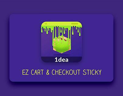 Explainer Video - EZ Cart & Checkout Sticky