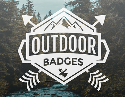 Outdoor Badges