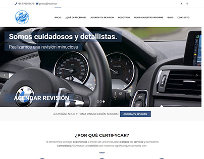 Colaborador en certifycar by indrasolutions