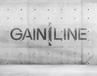 Brand Identity + Logo Design - Gain Line Consulting