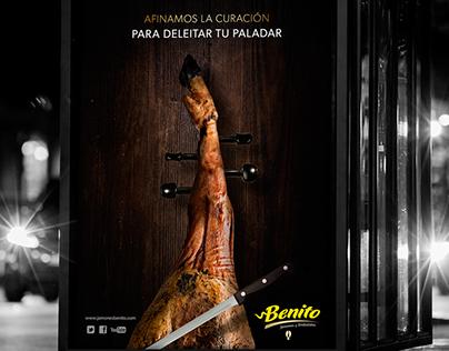 Creatividad Jamones Benito