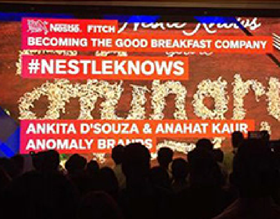 #NestleKnows // KYB 2018