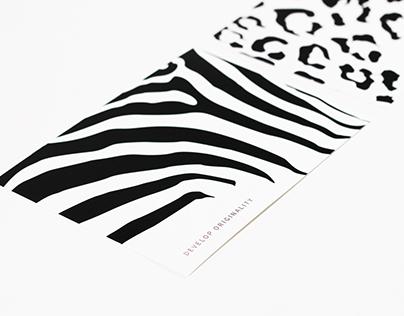 2016 Final Project: Postcard Series