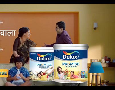 DULUX PROMISE - Mileage Waala Paint Hindi TVC