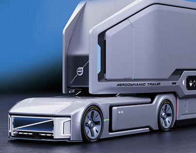 Volvo Truck 'BLATAND'