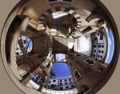Escher - High and Low