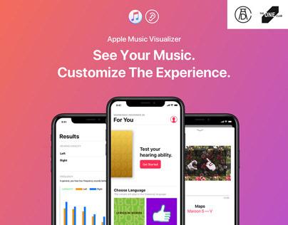 Apple Music Visualizer