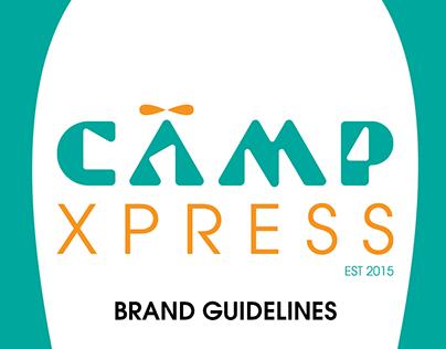 Camp Xpress Brand Guide