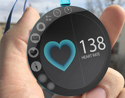 Smart Watch & Pendant