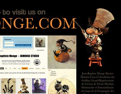Visit jbmonge.com