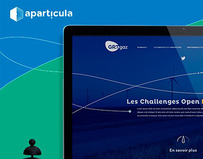 GRtgaz Challenges open innovation
