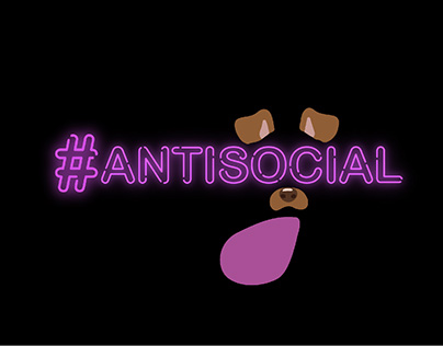 Antisocial Title Sequence