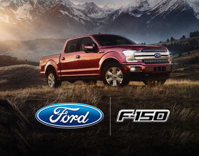 Poster Ford - F-150 LOBO