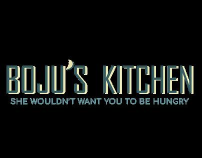 Boju's Kitchen Branding