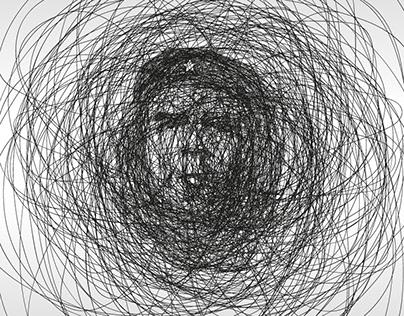 Scribbled Portraits