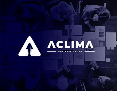 Aclima branding