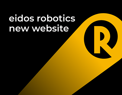 Eidos robotics new website