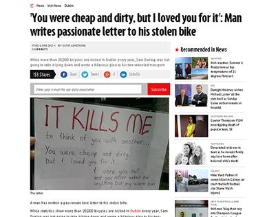 Print: My Love Letter