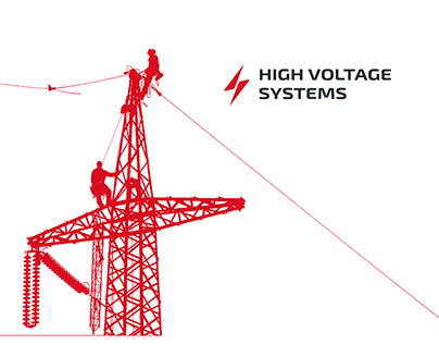 Logo | «HVS» — high voltage systems