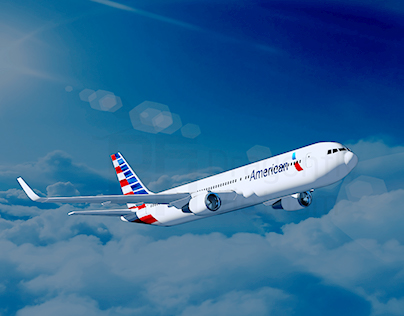 American Airlines - Boeing 767-300