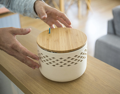 Design of Decorative Dehumidifier- HUMYDRY HOME&STYLE