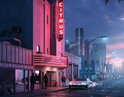 Citrus Theater | CGI
