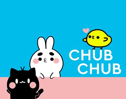 CHUB CHUB for Sticker.Place