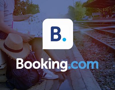 Booking.com Campaign Concept
