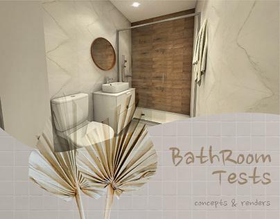 Bathroom Tests #01