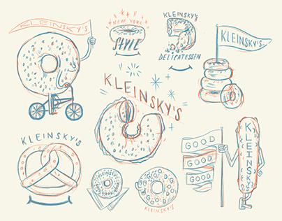GOOD GOOD GOOD X KLEINSKY'S