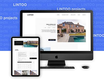 LINTOO website (redesign)