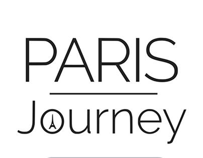 Paris Journey - Creative City Guide #IconContestXD