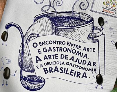 Feijão Solidário - Correio Braziliense