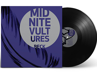 Midnight Vultures Album Covers